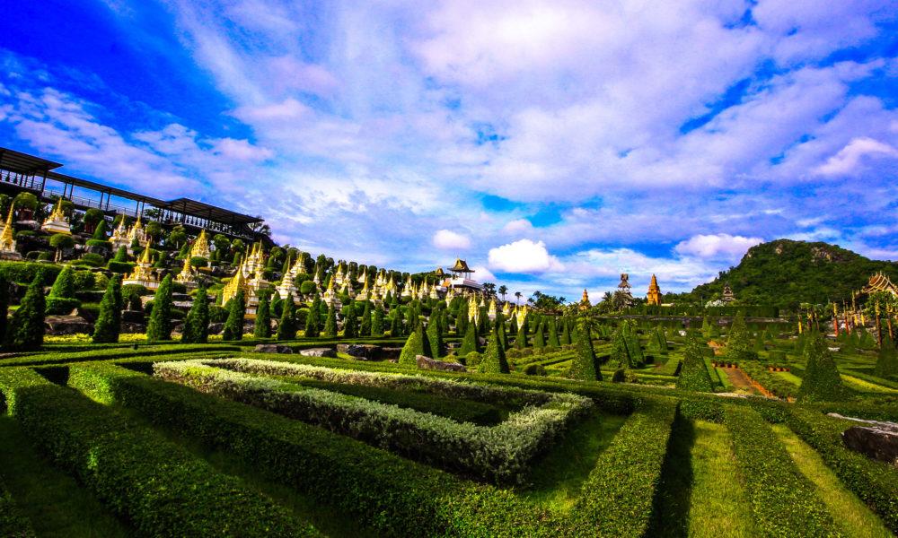 Nongnooch Pattaya Garden