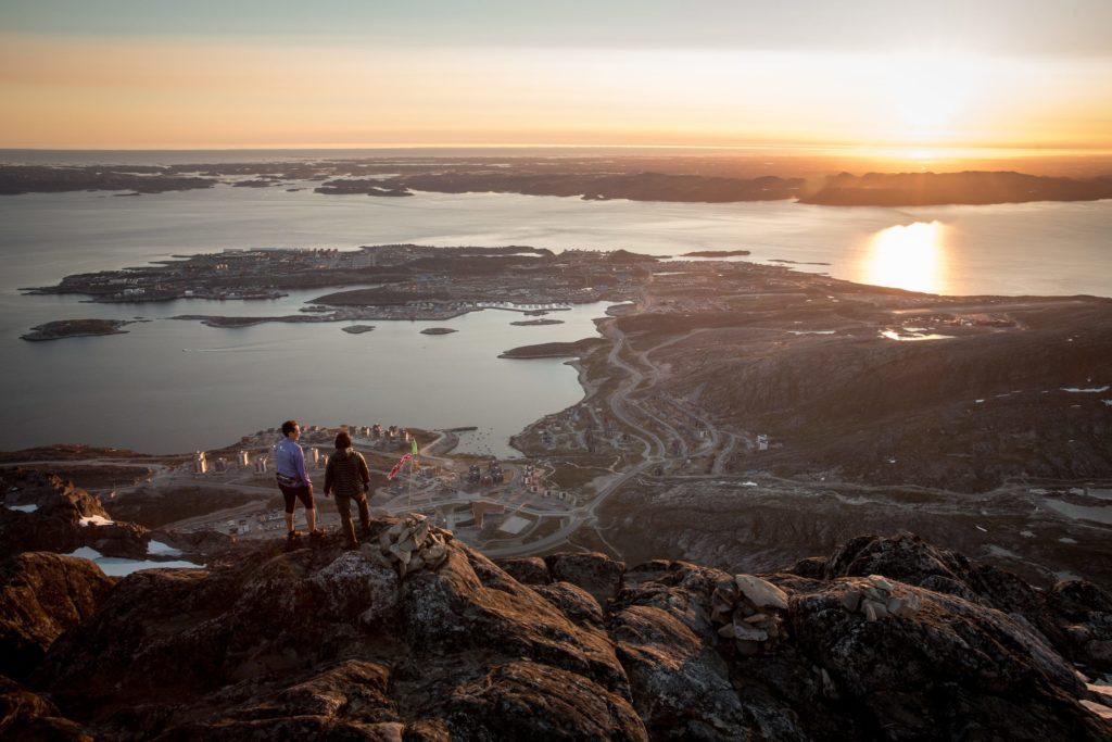 Nuuk, da non perdere in estate