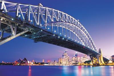 Ponte Harbour Bridge