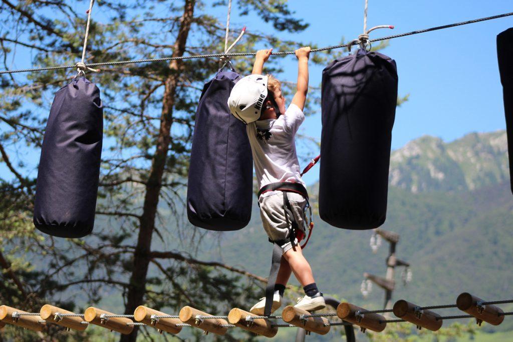 Praudina Adventure Park, tra i parchi avventura italiani