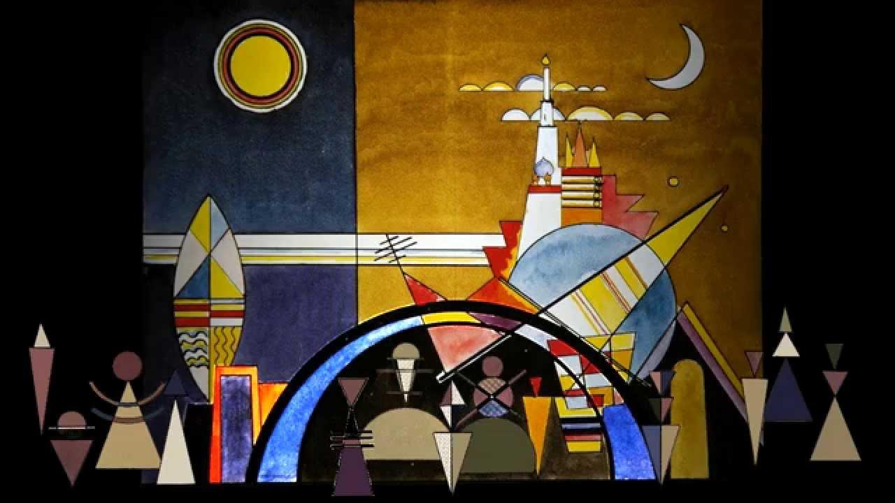 Cage kandinsky musica spiritualit arte reggio emilia for Kandinsky reggio emilia