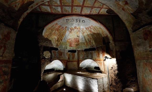 Catacomba di Santa Domitilla