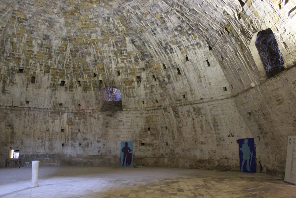 """Sala Ennagonale Castello di Gallipoli presenta """"I porti del Re"""""""