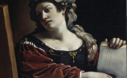 Sibilla, Guercino