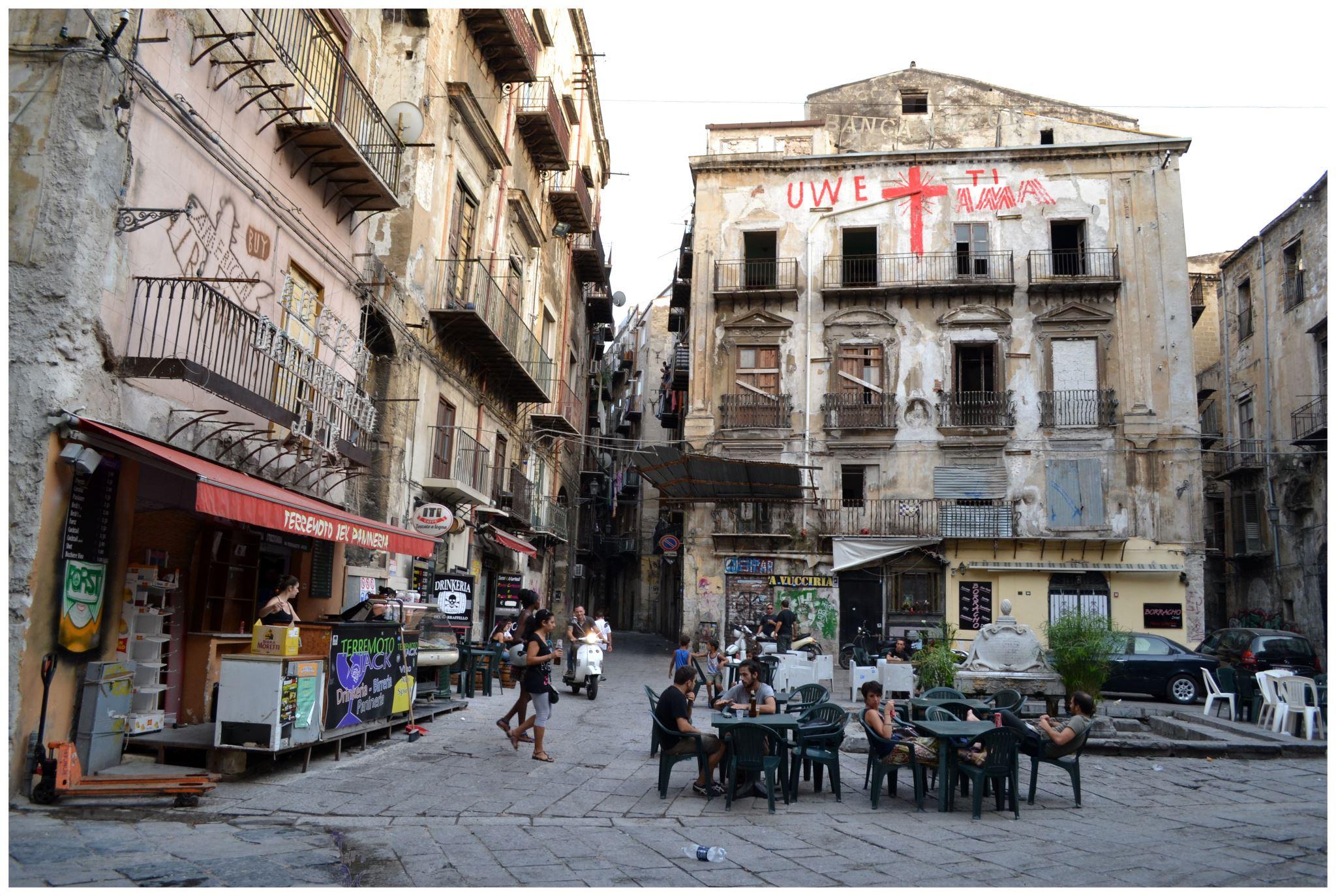 Quartiere della Kalsa, Palermo