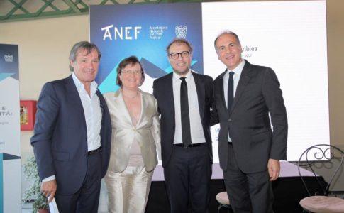 Immagine della Green Social Economy Summit, Ghezzi (ANEF)