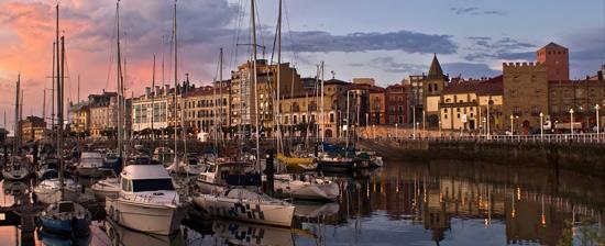 Gijón, Spagna