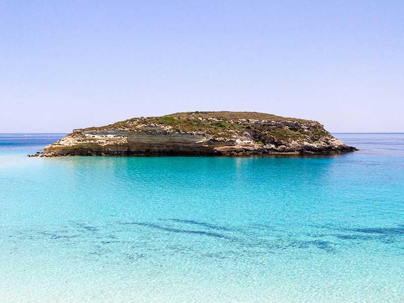Isola Coniglio, Lampedusa (spiagge da non perdere)