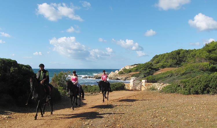 Camí de cavalls, Minorca, Baleari