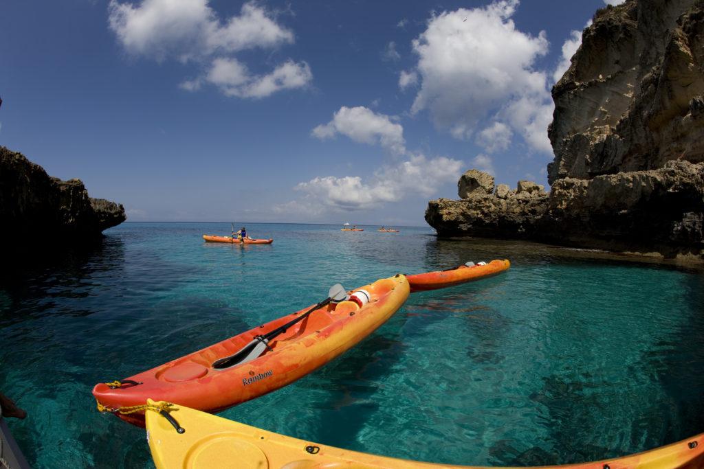 Kayak Formentera