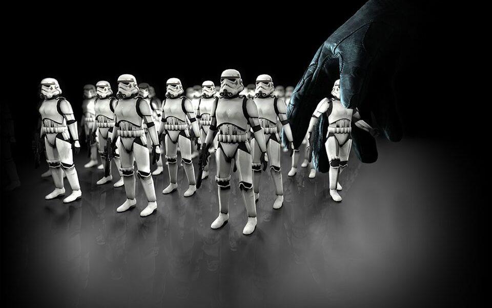 guerre stellari - play