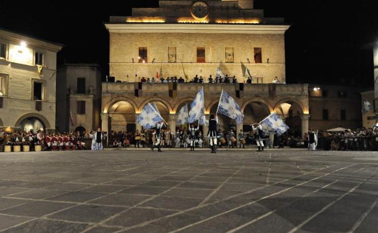 Agosto Montefalchese, Umbria