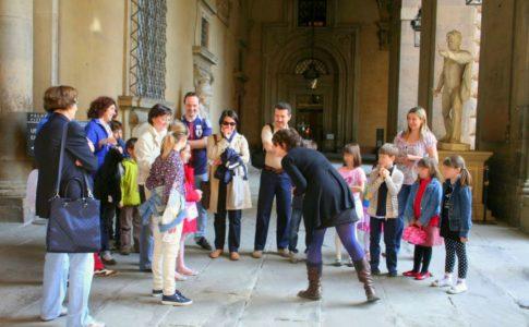 Bambini e famiglie a Firenze, che adesso potranno usare le nuove audioguide