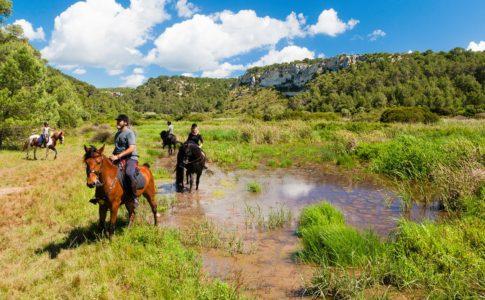 Camí de Cavalls, Minorca