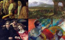 Opere in esibizione nelle mostre del 2018 presso la National Gallery