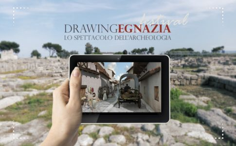 Drawing Egnazia
