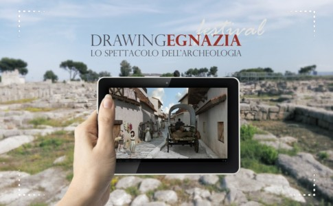 Drawing Egnazia