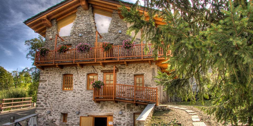 Giardino Val Aosta