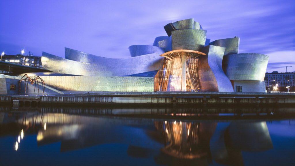 Guggenheim, Paesi Baschi © www.guggenheim.org