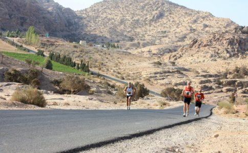 Maratona di Petra, Giordania