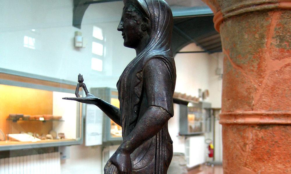 Marzabotto al Museo Nazionale Etrusco