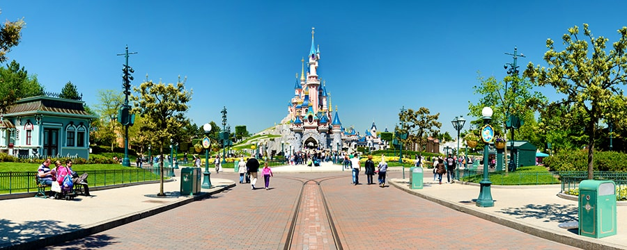 Parco Disneyland Paris, in Francia