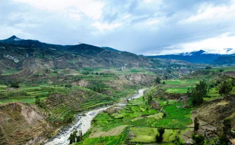 Perù, che sarà attraversato dal Rally Dakar 2018