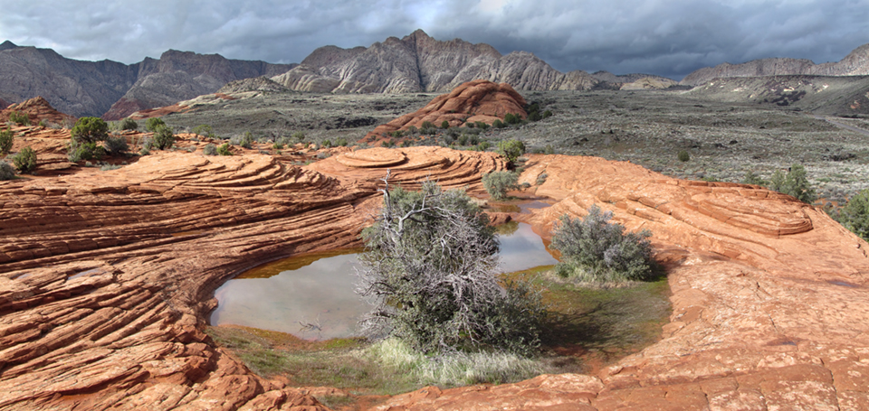 Snow canyon utah tgtourism for Cabine sospese di rock state park nc