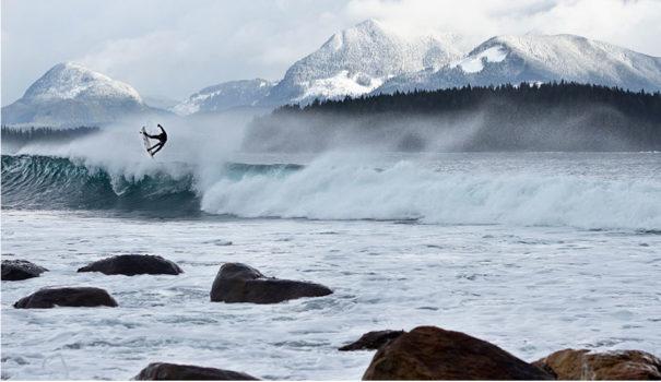 Surf a Tofino, Canada