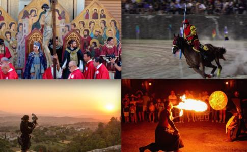 Eventi in Umbria