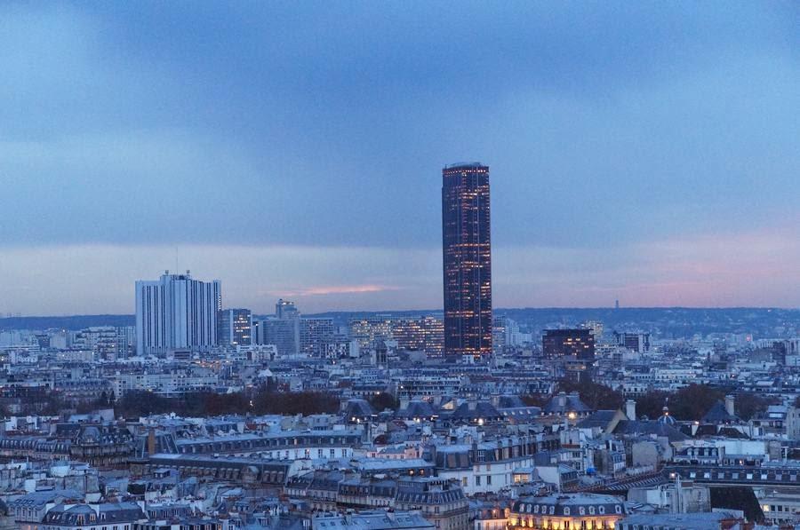 Torre de montparnasse, Francia