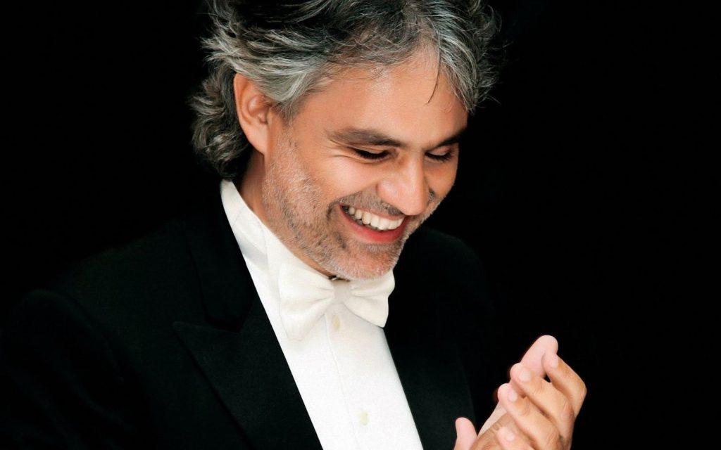 Umbria presenta Orvieto 4 Ever con il concerto di Andrea Bocelli