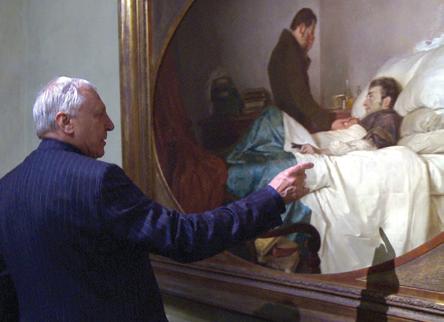 Giancarlo Vitali a Casa Manzoni