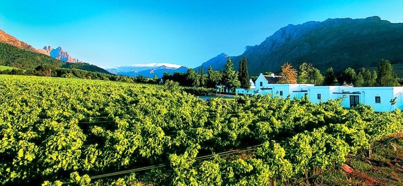 Winelands, Sudafrica