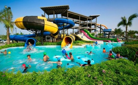 Il Black Mountain Water Park, nella Top 10 Water Parks di Tripadvisor