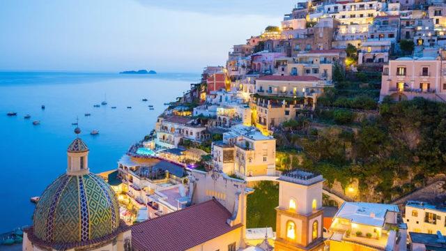Dove Andare Per Anniversario Di Matrimonio.Anniversario Di Nozze Sulle Terrazze Della Costiera Amalfitana