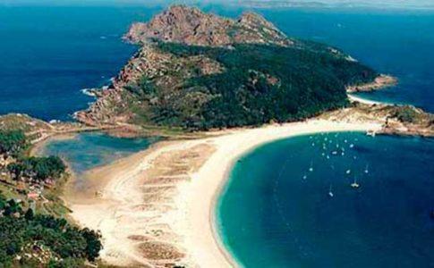 le spiagge della Spagna