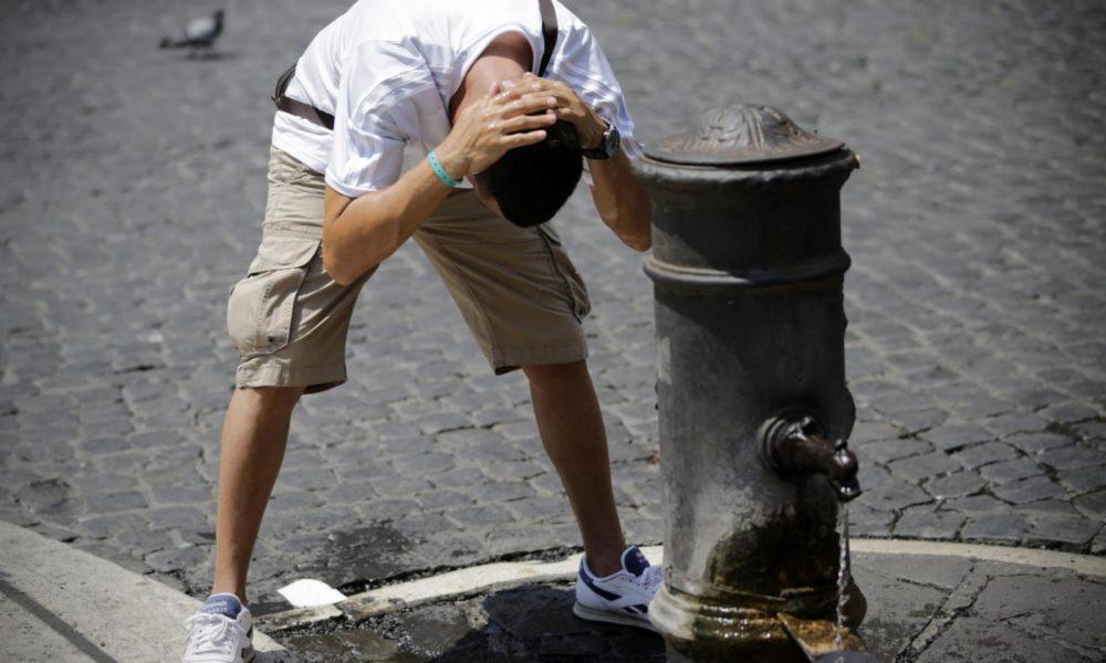 Roma, ondata di caldo torrido (contro la quale lotta il Piano Caldo)