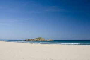 spiagge deserte in Italia