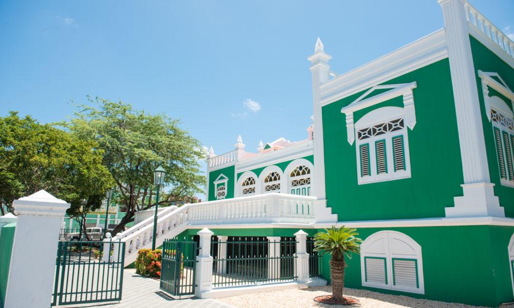 Town Hall ad Aruba