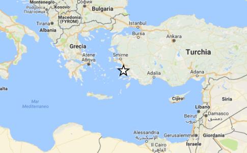 tsunami mediterraneo kos