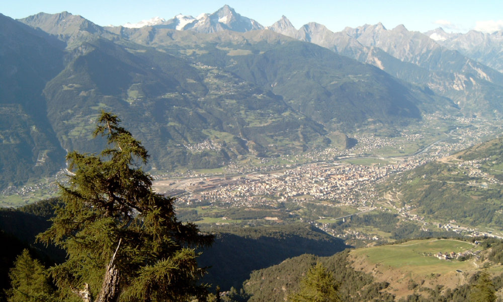 Valle D'Aosta eventi estate
