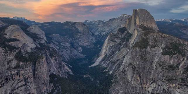 Parco Nazionale di Yosemite