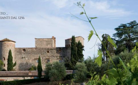 Castello Meleto, con Wood&Wine