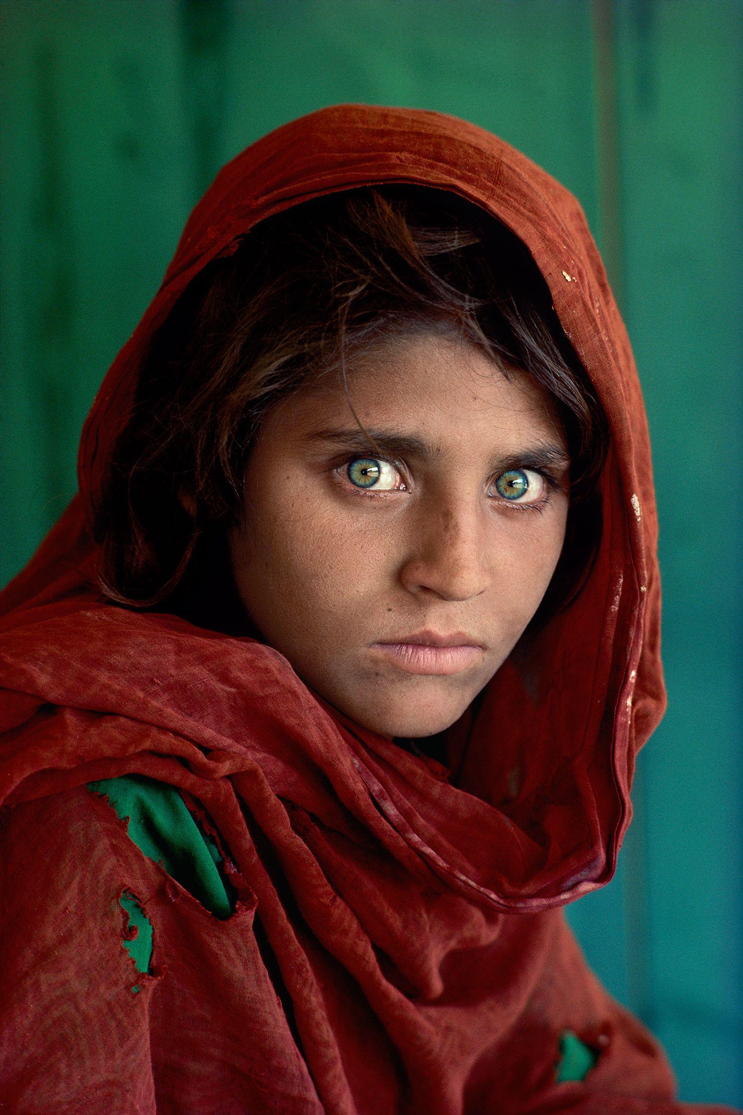 Steve McCurry Icons