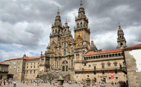 Duomo Santiago de Compostela