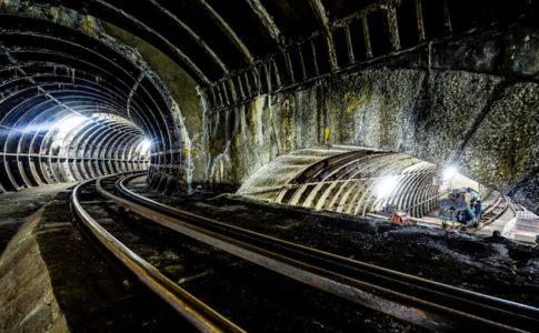 Mail Rail Underground, Londra (Postal Museum)