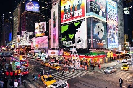 Broadway, dove si tiene la Broadway Week