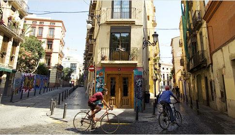 Barrio del Carmen, Valencia, Spagna