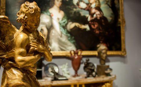 Biennale Internazionale dell'Antiquariato, Firenze 23 settembre - 1 ottobre 2017